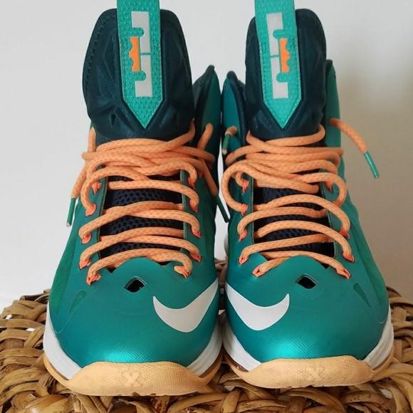 antico Decrepito Saturare  Nike Shoes | Lebron 10 Southbeach | Poshmark
